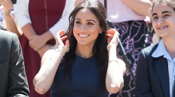 Meghan Markle Reveals Her Surprising (and Smelly) First Job