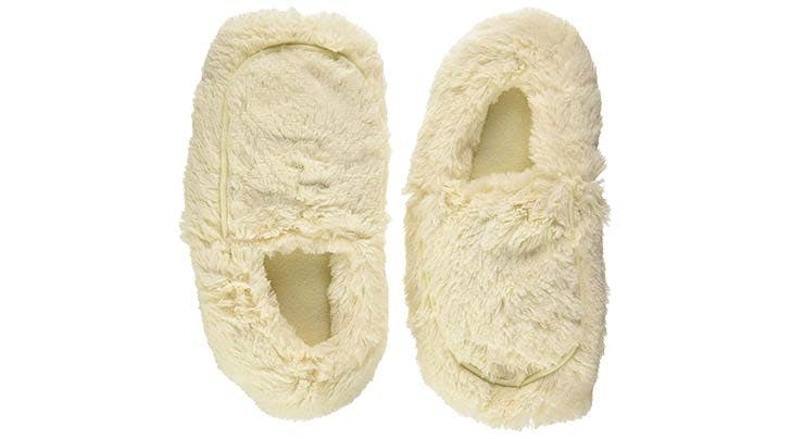 Microwaveable Slippers Are the Cozy Accessory You Didn't Know You Needed