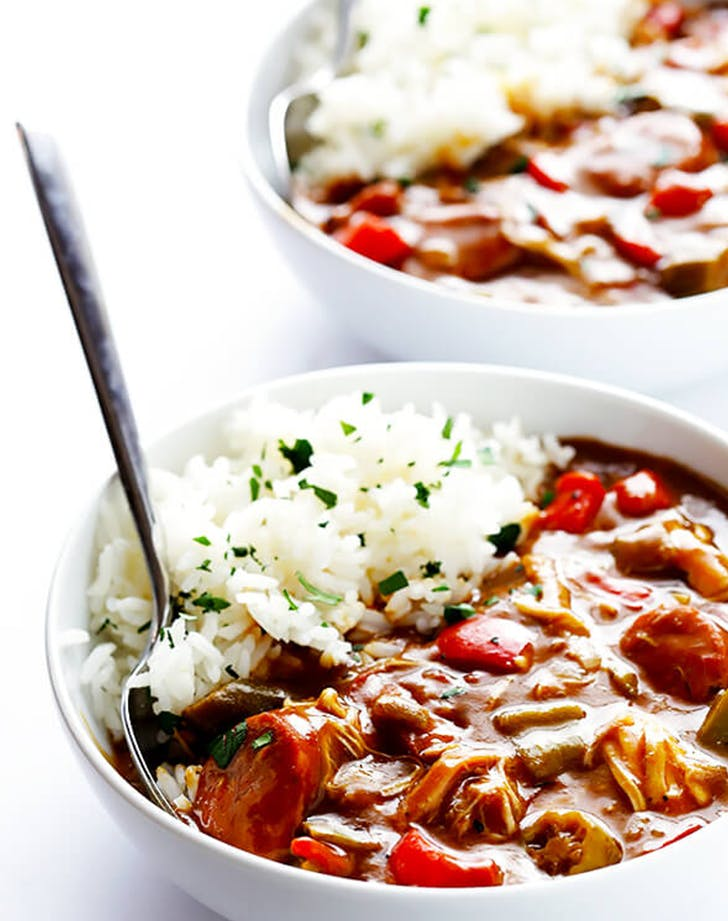 My All Time Favorite Gumbo recipe