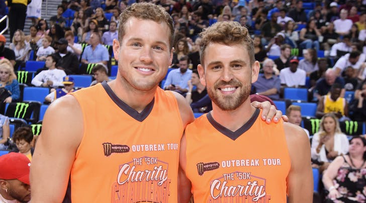 Nick Viall Has Some Choice Words About Colton Underwood as 'The Bachelor' & Same