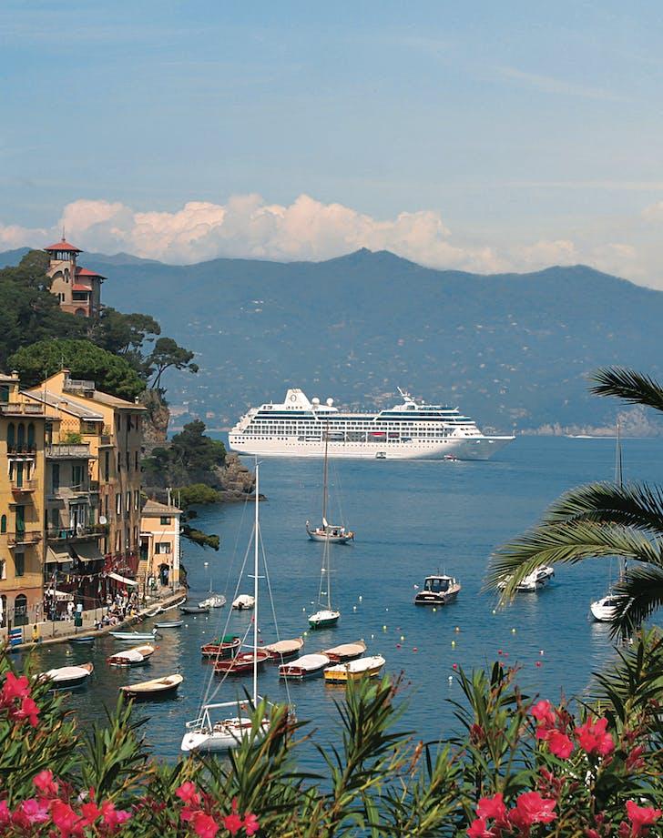 Oceania Cruises around the world tour
