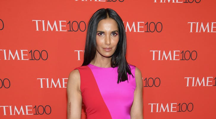 Padma Lakshmi's Unexpected Icebreaker to Introduce Strangers at a Party