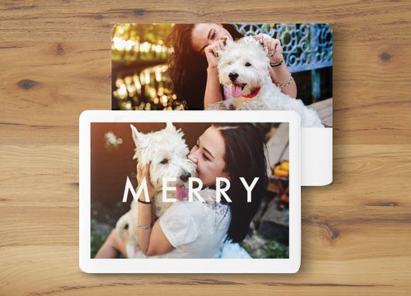 Paper Culture Holiday card