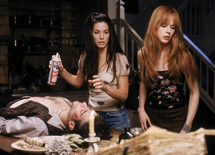 Practical magic halloween movie