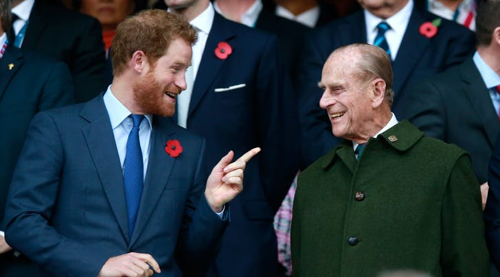 Prince Philip's Not a Regular Prince; He's a Cool Prince & His Palace Nickname Proves It