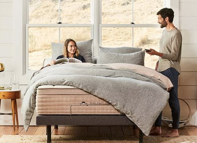 adjustable bed frame dreamcloud