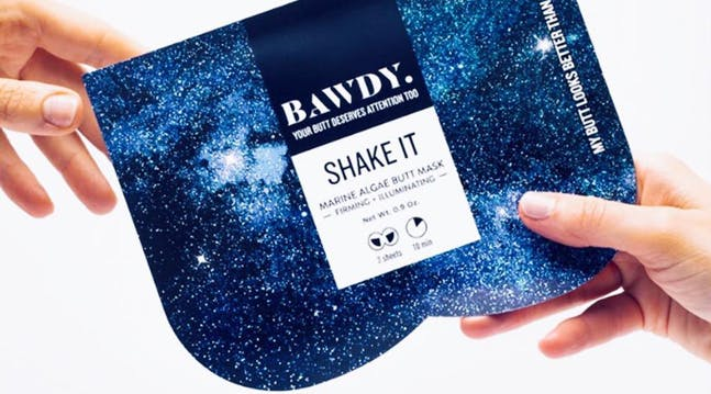 I Tried a Sheet Mask...for My Butt
