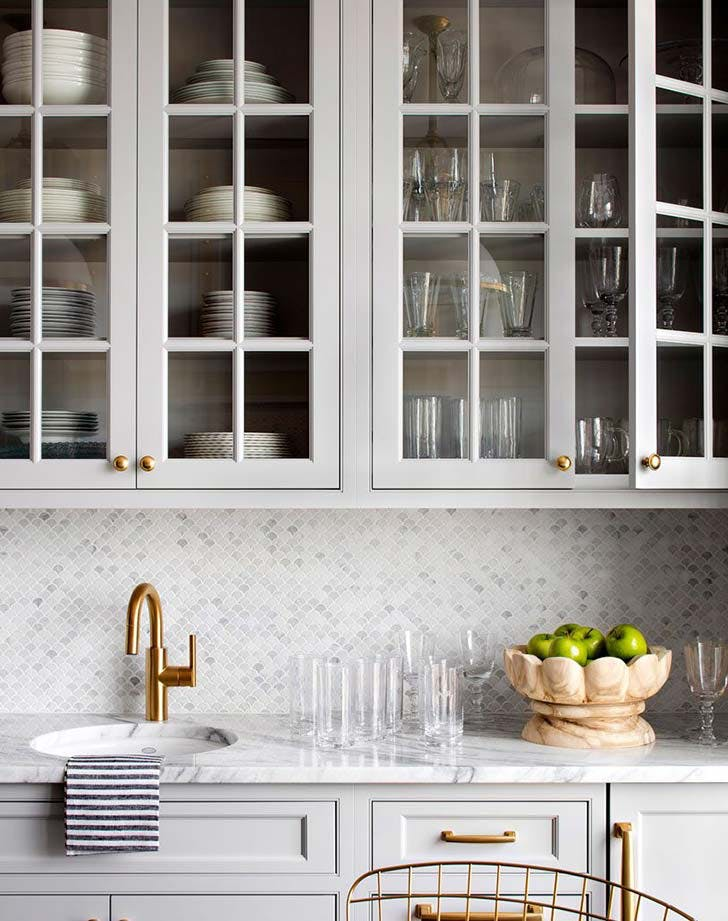 beautiful kitchen counter 6