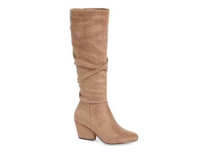 bella vita slouchy boots