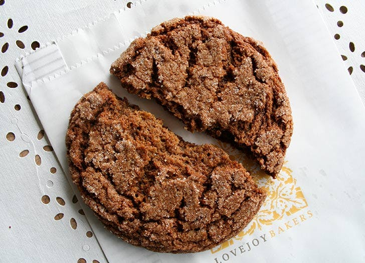 best cookies ginger molasses