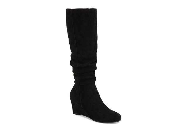 bettye muller wedge boots