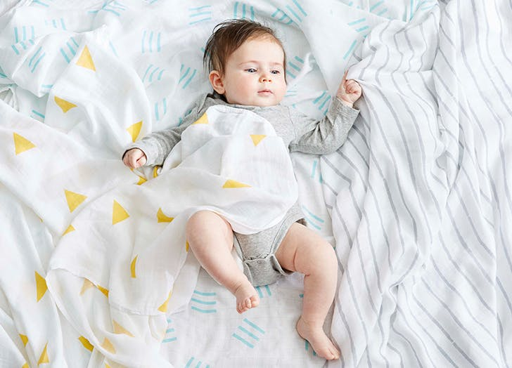 Brooklinen Just Launched Brooklittles—and Its the Cutest Thing to Happen to Your Nursery