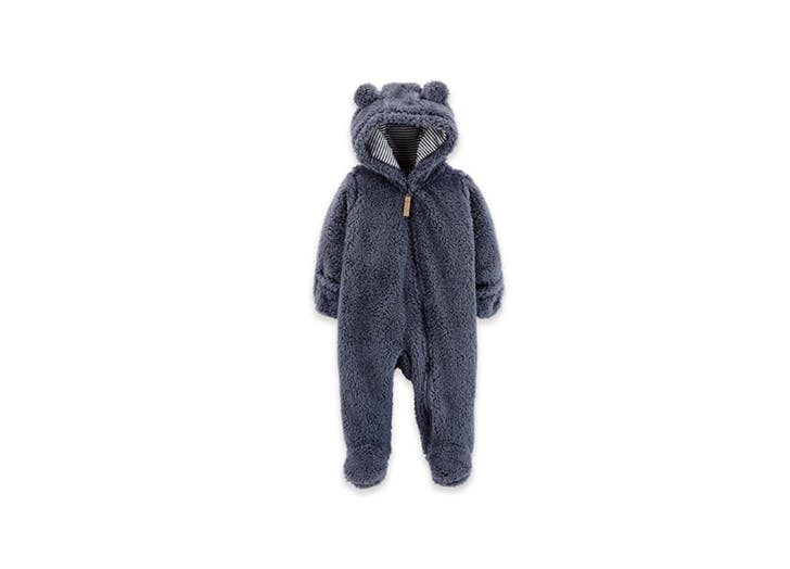 carters sherpa lined coverall