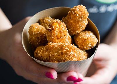 cauliflower corn nuggets recipe 290