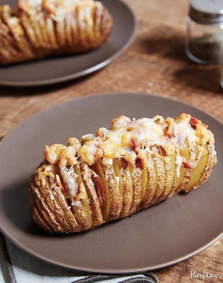 cheese bacon baked potato