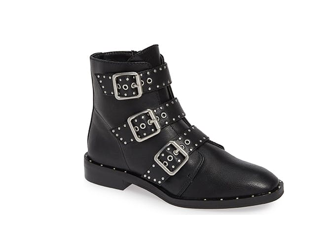 chinese laundry studded boots