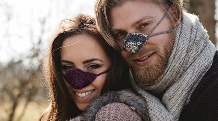 Is Jack Frost Nipping at Your Nose? Try a Nose Warmer. Yes, Really