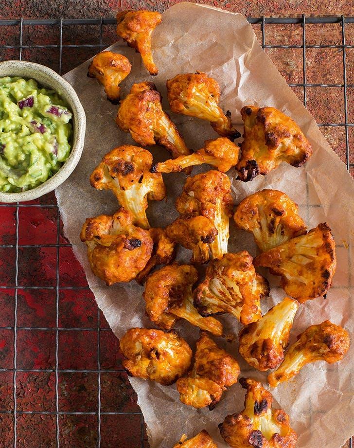crispy cauliflower wings recipe2