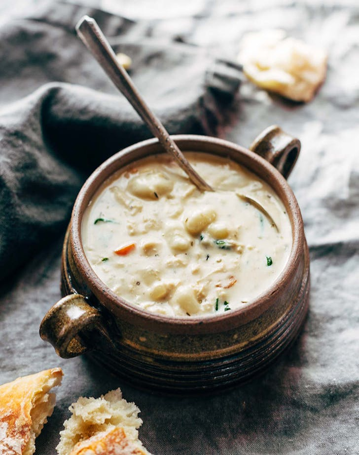 crock pot chicken gnocchi soup recipe