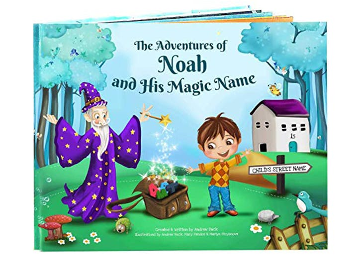 custom childrens book from amazon