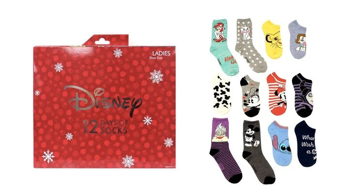 A Disney Advent Calendar Exists, but Youll Never Guess What Its Filled With