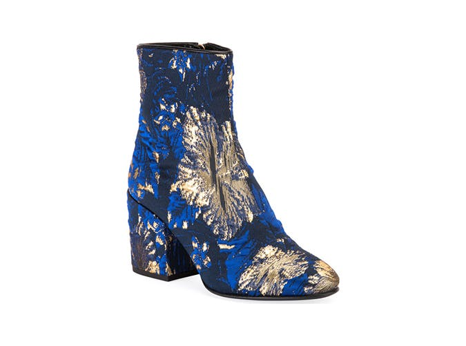 dries van noten brocade boots