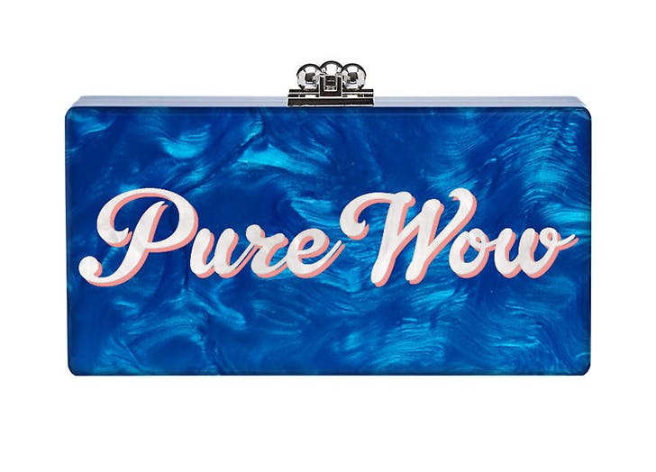 edie parker personalized clutch