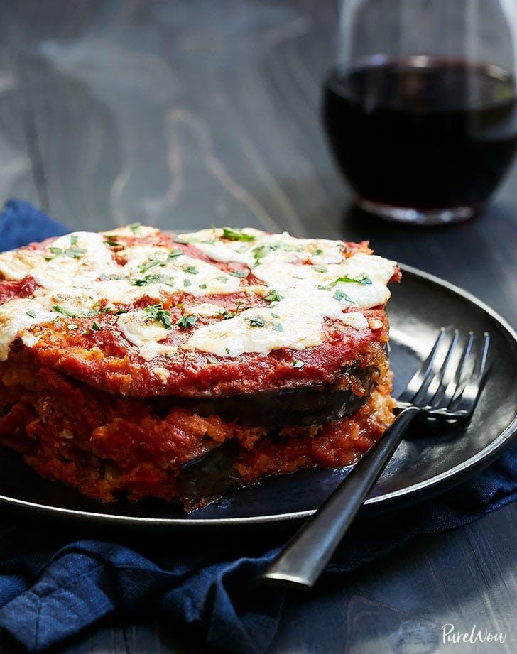 eggplant parm casserole recipe