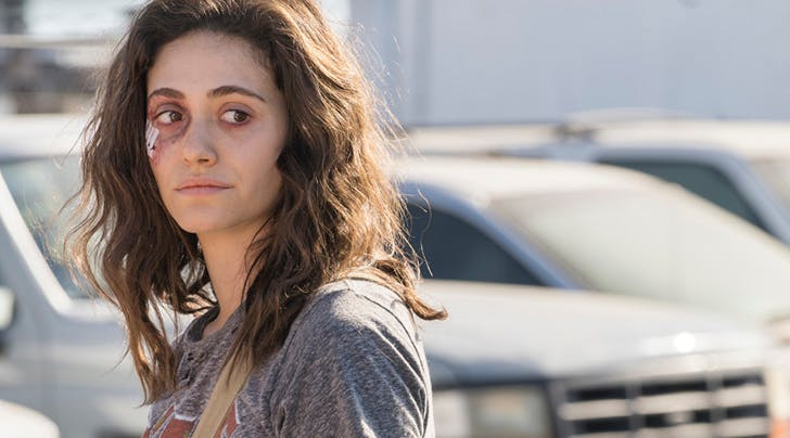 Heres How 'Shameless' Is Teasing Emmy Rossums Departure