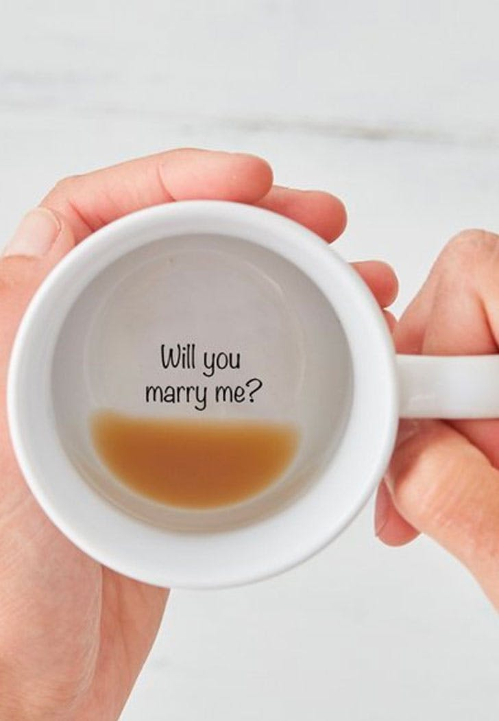 etsy coffee cup proposal
