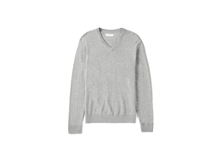 everlane mens cashmere sweater