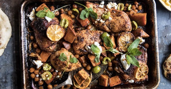 15 Fall Sheet-Pan Recipes to Try for Dinner