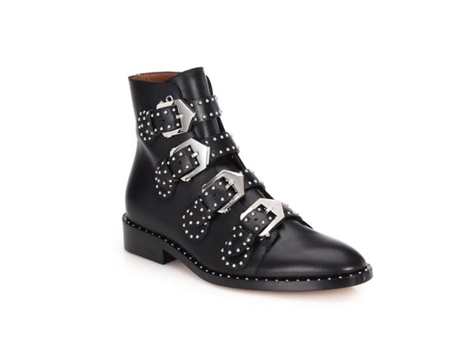givenchy studded boots