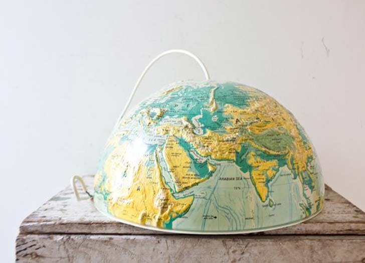 globe pendant light 728