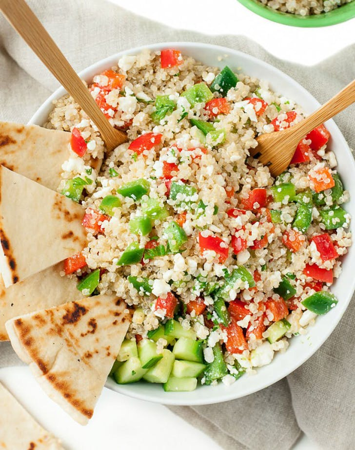 25 Easy Mediterranean Diet Recipes to Whip Up for Lunch