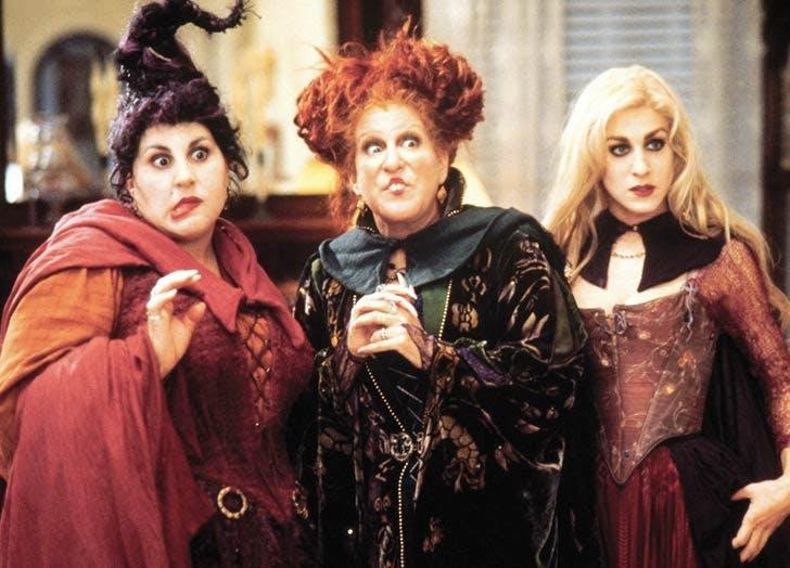 hocus pocus halloween movie