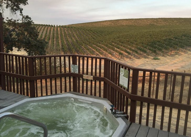 hot springs paso robles