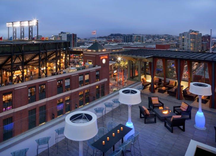 hotel via rooftop