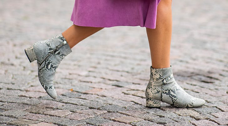 Can You Wear Ankle Boots without Socks? Sure, But We've Got a Clever Trick to Try Instead