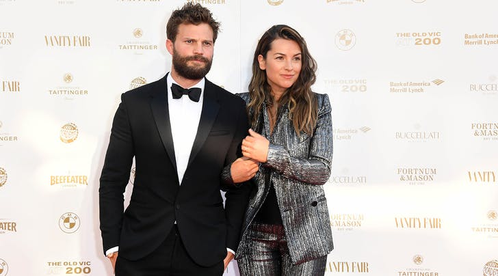 Baby, Baby…Baby: Jamie Dornan and Amelia Warner Are Expecting Their Third Child