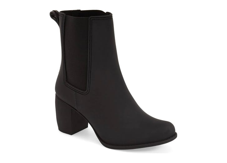 jeffrey campbell block heel rain boots