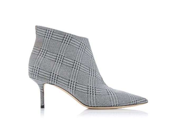 jimmy choo plaid boots
