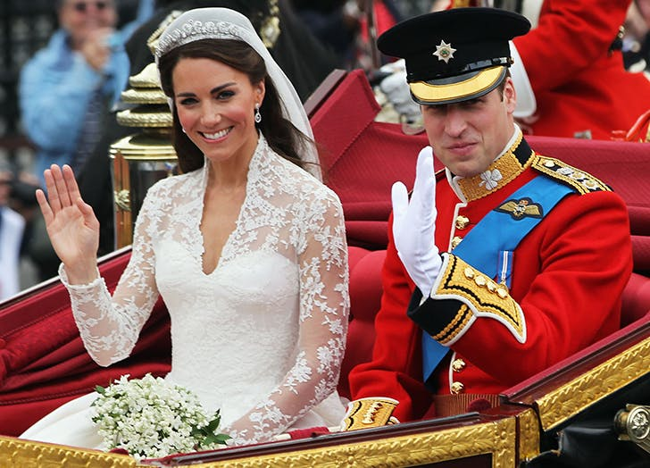 kate and william horse and carriage ride