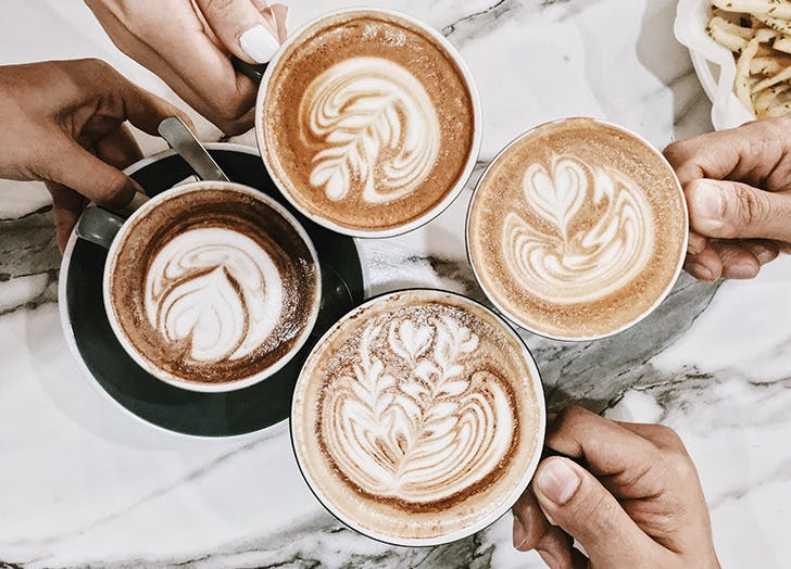 lattes destress introvert