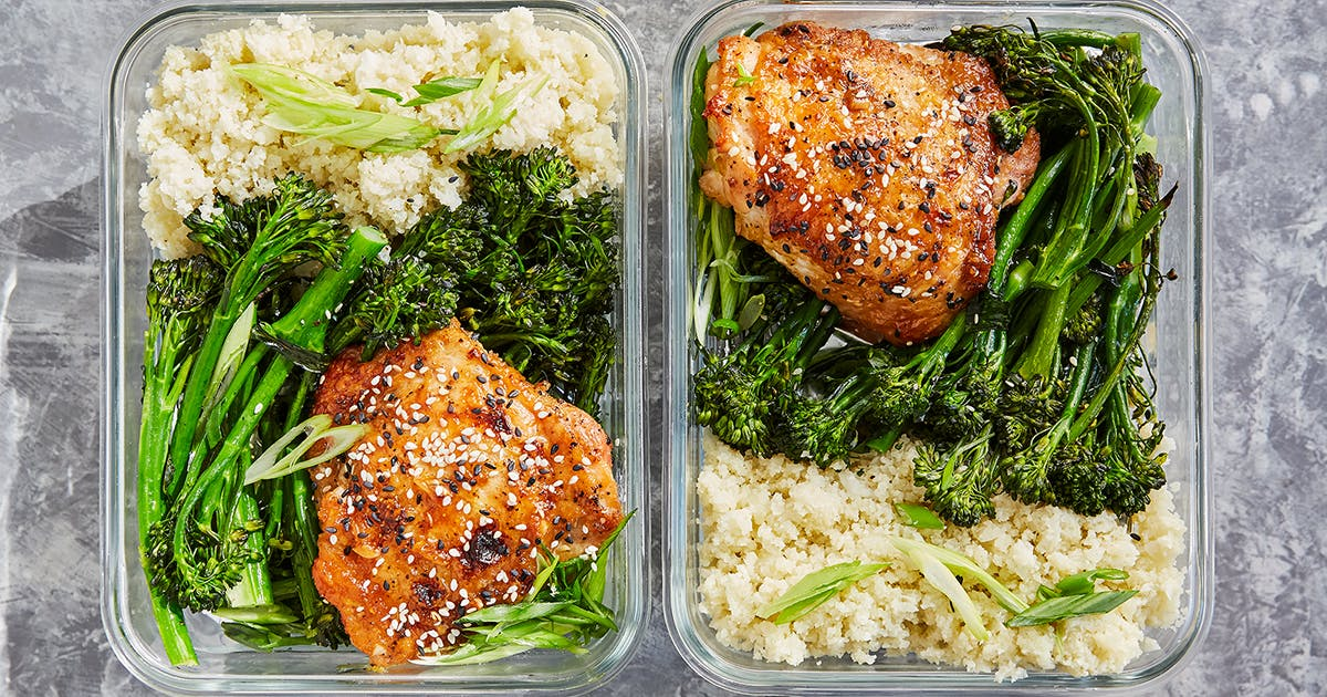 27 Ridiculously Easy Chicken Meal-Prep Recipes