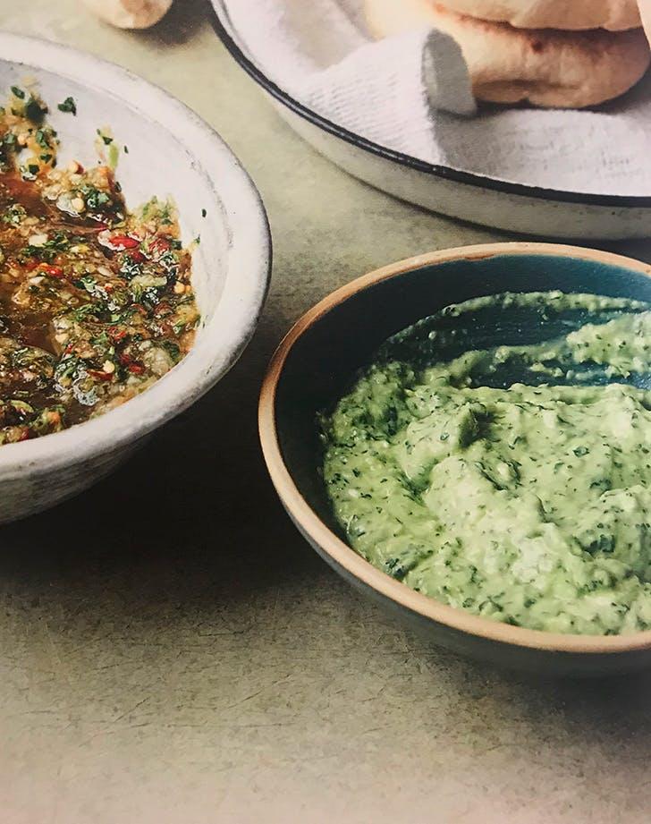 meghan markle green chile avocado dip recipe