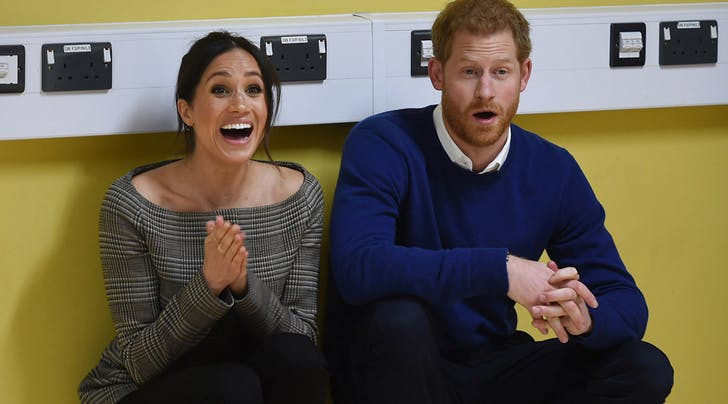 You Guys, Meghan Markle and Prince Harrys Baby Could Possibly Run for President and Be in Line for the Monarchy