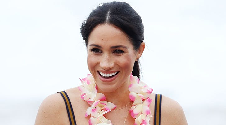 Meghan Markles Pregnancy 'Jet Lag' Resulted in a 4 a.m. Yoga Sesh
