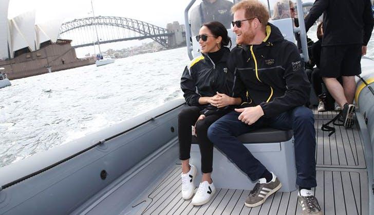 meghan markle prince harry australia