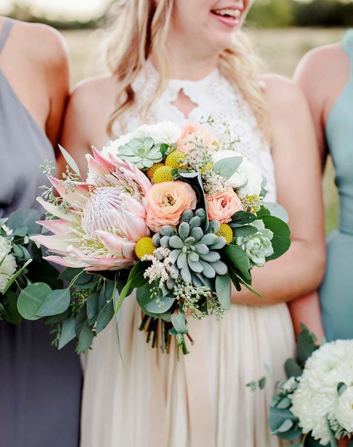 minimalist boho wedding 72